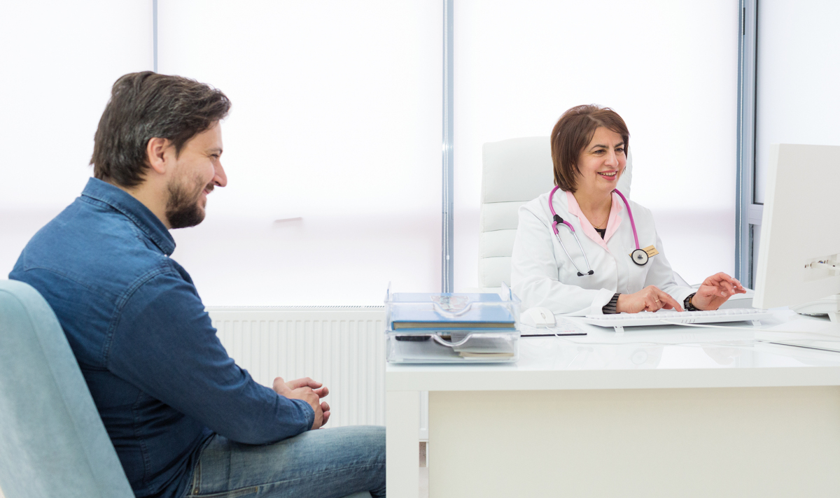 Men's Health Check-up