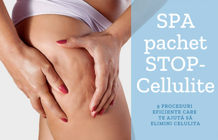 "SPA program ""STOP CELLULITE"""